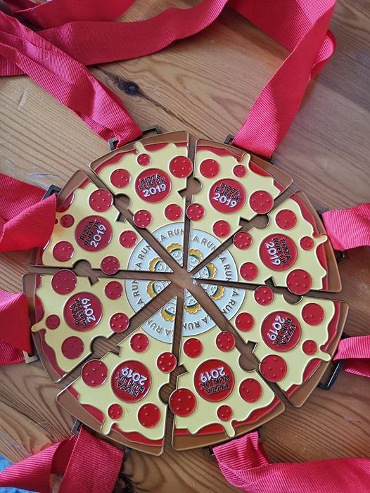 10k  5k Pizza Run - EXETER