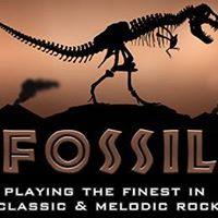 Fossil - Classic Rock at the Pem Arms Seaham