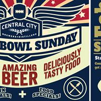 Central City Surrey Super Bowl Sunday