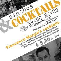 Pinchos dei quartieri spagnoli &amp Francesco Murgias Cocktails