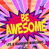 Be Awesome (Children Workshop)