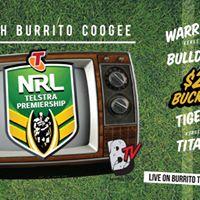 NRL Live Round 16