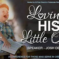 Loving His Little Ones conference