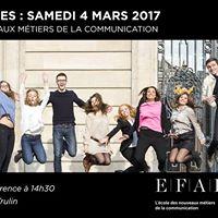 EFAP Lille - Portes Ouvertes