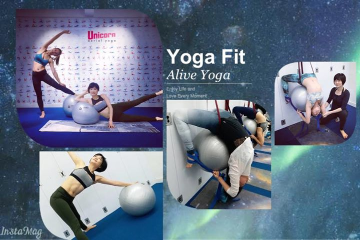 Yoga Fit Workshop by Amy Alive Yoga NP