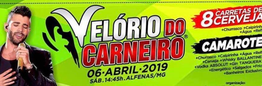 Velrio do Carneiro - Com show do Gustavo Lima