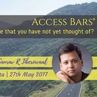 Access Bars with Saurav R Tiberewaal