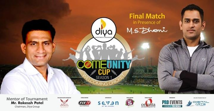 ComeUnity Cup Final Match