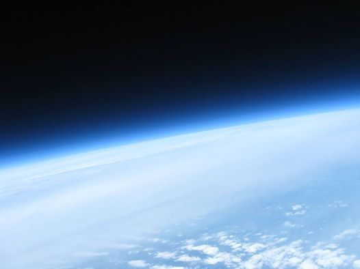 Keteki Space Balloon Launch