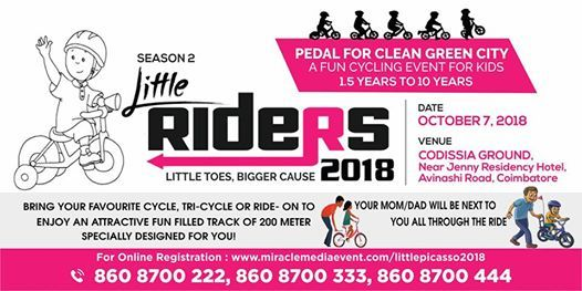 Little Riders 2018