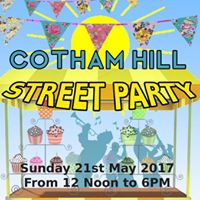 LIVE MUSIC - The West Indies at Cotham Street Party