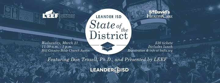 2018 LISD State of the District Luncheon