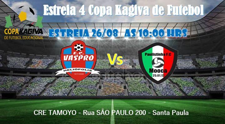 d6499a596c Copa Kagiva Paulistinha vs Vaspro at Paulistinha Futebol Clube ...