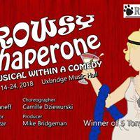 The Drowsy Chaperone - Feb 2018 - Ryleepuss Productions
