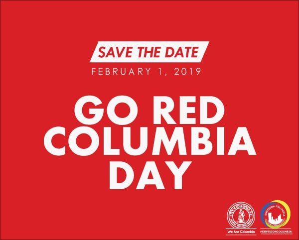 Go Red Columbia