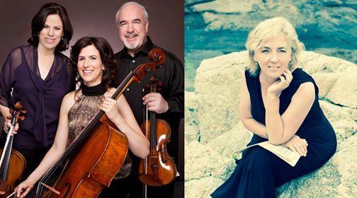 Amerigo Trio & Bernadene Blaha