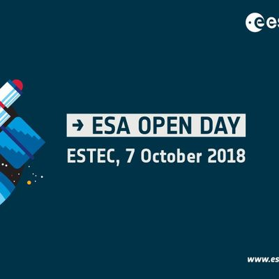 ESA Open Day in the Netherlands