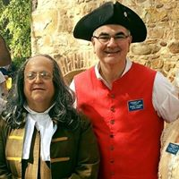 1776 Peace Conference 241st Anniversary September Celebration