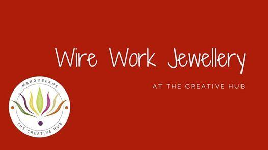 Wire Work Jewellery with Jennie Lamb