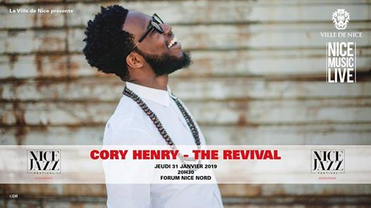 Cory Henry - The Revival  The Vibes Lobbyists