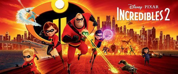 Family Movie Incredibles 2 (2018)
