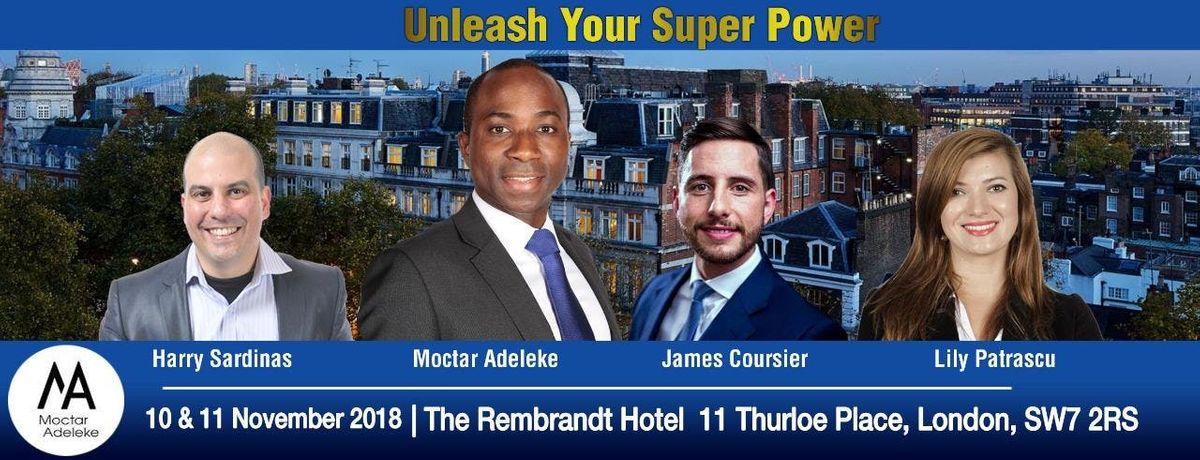 Unleash Your Super Power