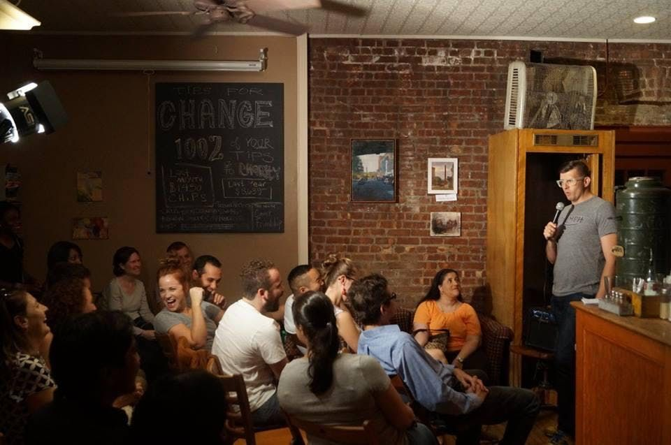 FREE standup comedy in Brooklyn with top comics from NYC