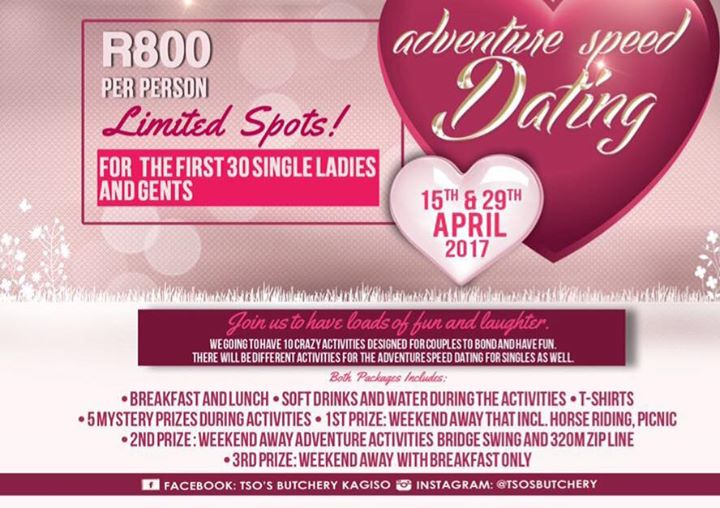 Speed dating polokwane