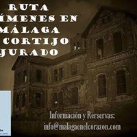 Ruta Crmenes en Mlaga y Cortijo Jurado