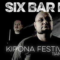 Six Bar Break at Kipona Festival