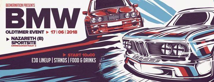 BMW oldtimer event 2018