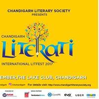 Chandigarh Literati - International Litfest 2017