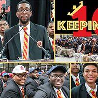 The Sixth Annual Minority Male Summit