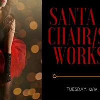Pole Palace Santa Baby ChairStriptease Workshop