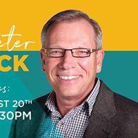 Special Guest Pastor Peter Doseck
