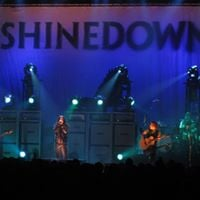 Shinedown &amp Godsmack At USANA Amphitheatre West Valley City UT