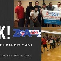 Krav Maga with Pandit Mami