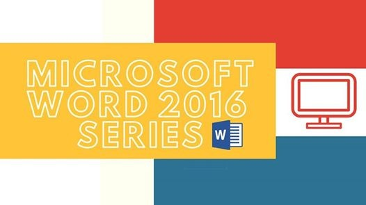 Microsoft Word Certification Series at Lakeland Public Library, Florida