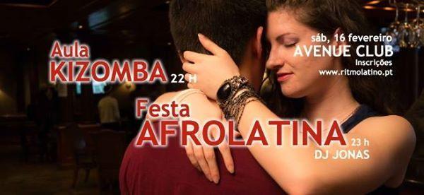 Ws Kizomba e Festa Afrolatina