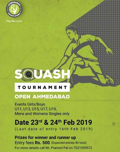 ARA Squash Tournament