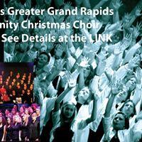 Join the Christmas Choir 2017