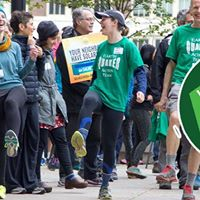 START the Walk for Green Jobs &amp Justice