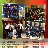 Presentaties Rockschool Bands