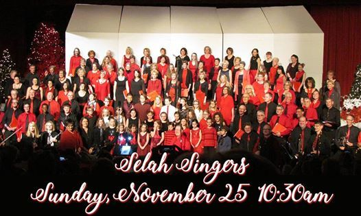Selah Singers coming to First Assembly