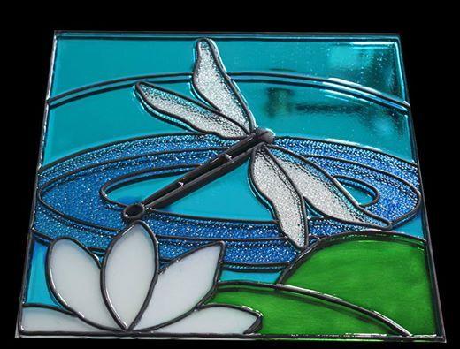 3D Glass Relief Mural Art workshop - Beginners workshop