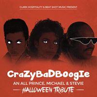 CraZyBaDBoogie An All Prince Michael Stevie Halloween Tribute