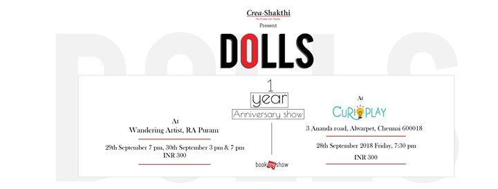 Dolls by Creashakthi