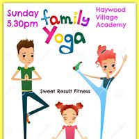 Family Yoga at Haywood Village