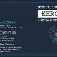 Sbado 21Out no Festival Kerouac Vigo