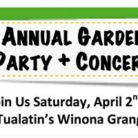 The Grange Garden Party Concert